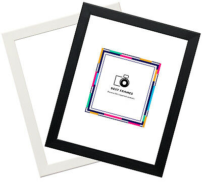 A1 A2 A3 A4 A5 Various Sizes Black And White Wood Effect Poster