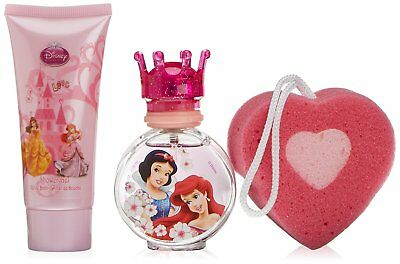 DISNEY PRINCESSE Minnie Eau de Toilette and Accessories Gift, 30 ml