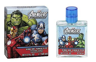 DISNEY-MARVEL Avengers Eau de Toilette 50 ml