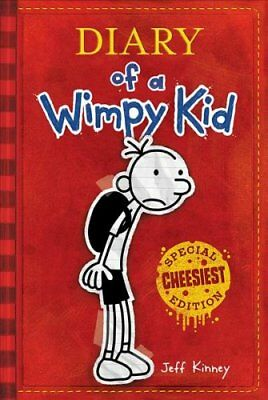 Diary of a Wimpy Kid: Special Cheesiest Edition by Jeff Kinney (Hardback, 2017)