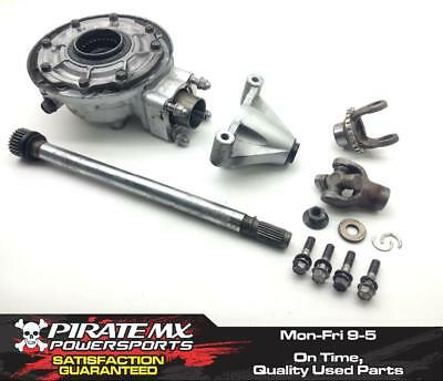 Rear Axle Final Drive Differential From 2001 Yamaha V Star 1100 Classic #22 *