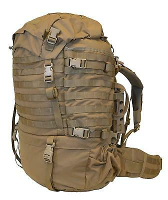 Coyote USMC Marine FILBE Rucksack Complete Pack System