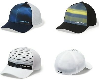 New SILICON BARK TRUCKER 4.0 PRINT GOLF Curved Bill Flex-Fit Men's Hat S/M L/XL