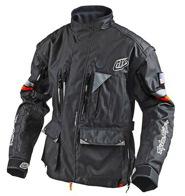 Troy Lee Designs 2016 Adventure Hydro Jacket Black Adult All Sizes