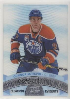 2017 Upper Deck Tim Hortons Collector's Series #CCP-1 Connor McDavid Hockey Card