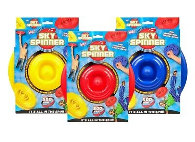 Wicked Sky Spinner, Frisbee, Trick Flying Disc, Outdoor Toys, Beach Games