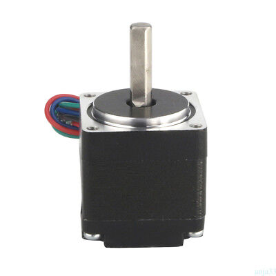 Stepper Motor Nema 11 Stepper Motor 4-wires 28mm 0.8A 6.5Nm 10oz-in Bipolar CE3