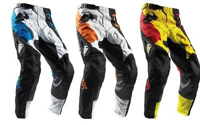 Thor Adult Motorcycle MX ATV Pulse Taper Riding Pants All Colors 28-44