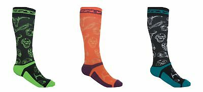 Fly Adult MX ATV Motorcycle Pro Sock Thin Riding Socks All Colors And Sizes