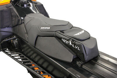 Skinz NXT LVL Snowmobile Seat (Free Ride w/ Pack) Ski-Doo XM Chassis 13-17