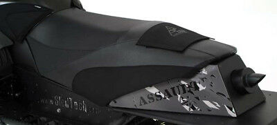 Skinz Gripper Seat Cover Wrap For Yamaha Apex Attak 06-10 SWG600-BK