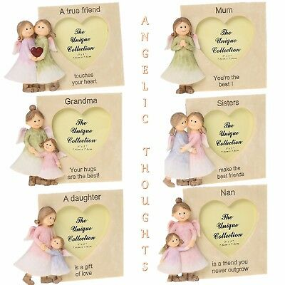 Angelic Thoughts Frames Ornament Decoration Home Gift -  Daughter Friend Sister