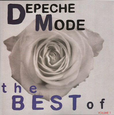 Depeche Mode Best Of Depeche Mode Volume 1 vinyl 3 LP +8 page booklet NEW/SEALED