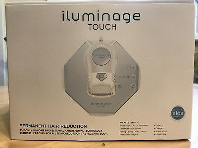 iluminage Beauty TOUCH IPL Hair Removal System