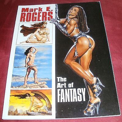 The Art of Mark E. Rogers - The Art of Fantasy, mg-publishing, Softcover