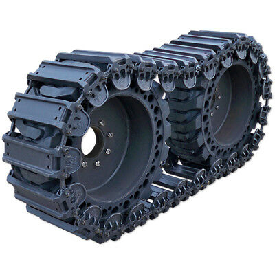Prowler 12 Inch Fusion Steel Skid Steer Over The Tire Tracks - OTT, 12x16.5