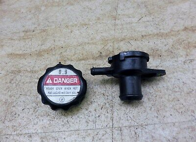 1994 Honda Goldwing GL1500 H1017-12. radiator cap and neck