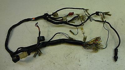 1975 Honda CB750 CB 750 Four K5 H983 Main Wire Wiring Harness