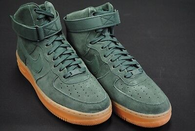 AA1118 300  NEW Men s Nike Air Force 1 High  07 Lv8 Suede Vintage ... 2effebce1