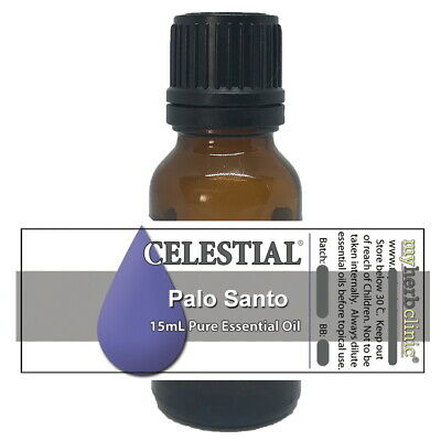 Palo Santo Therapeutic Grade Essential Oil Produces Feelings Of Contentment
