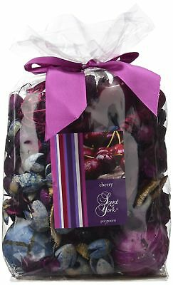 Scent of York sybbkr Big Bag Pot Pourri Pourpre 16 x 10 x 30 cm (S1l)