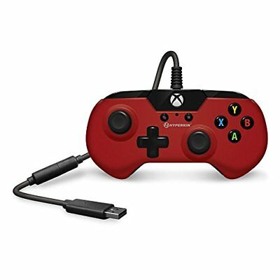 Hyperkin M01628-RD X91 Controller for Xbox One and Windows 10