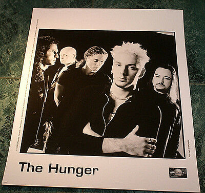 The Hunger 8 X 10 Glossy Official Promo Picture 1998 Very Rare Htf Oop Mint
