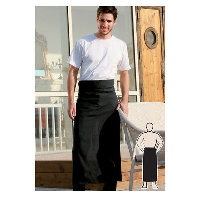 Hospitality Cotton Drill Continental Apron Kichen Chef Waiter Waitress Pub BBQ G