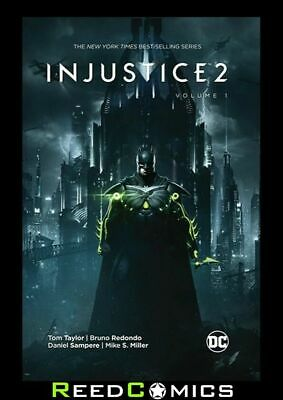 INJUSTICE 2 VOLUME 1 HARDCOVER New Hardback Collects Injustice 2 Issues #1-6