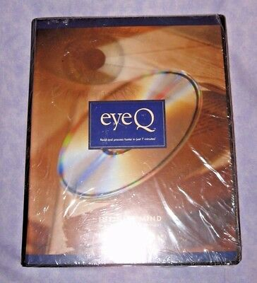 eye Q Read and Process Faster Infinite Mind w/ DVD Code Sealed Brain Enhancement