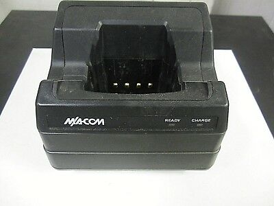 LOT of 10 M/A-COM Universal  Rapid Battery Desk Charger Base  BML161 78/20