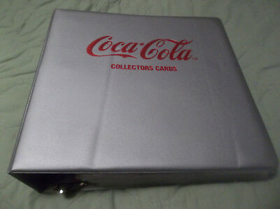 Coca Cola Trading Card Collection Series 1,2,3,4 and Pogs, More