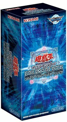 Yu-Gi-Oh!Yugioh OCG Duel Monsters LINK VRAINS PACK BOX anime Pre-order