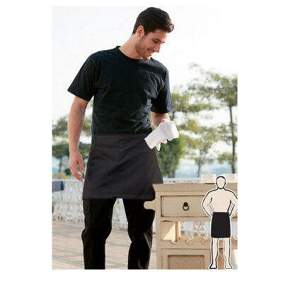 Hospitality Light Weight 1/4 Apron Kitchen Pub Barista Waiter Waitress Chef BBQ