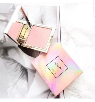 Authentic Jouer Rose Gold Limited Edition Highlighter Brand New In Box