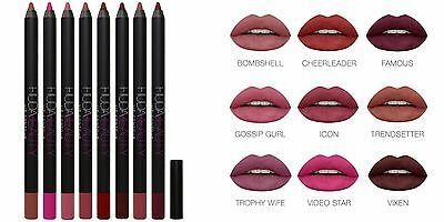 "Huda Beauty Lip Contour Lipstick Lipliner Lippenstift ""Cheerleader"" Make up *Neu"