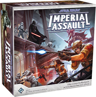 Star Wars – Imperial Assault Board Game