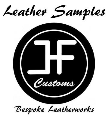Fabric samples from JF Customs