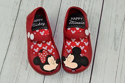 Minnie Mouse and Mickey Mouse mini melissa remakes