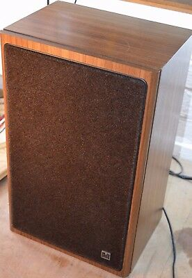 Grundig Professional Box 850 in Holz-Optik Boxen-Paar 4 Ohm 2x 50/80 Watt