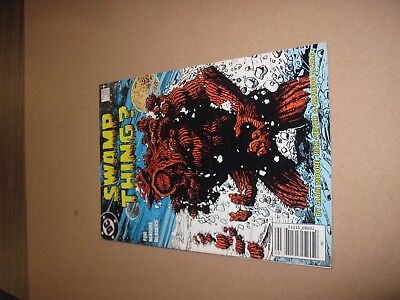 Swamp Thing #57 hi Grade Canadian Newsstand Edition 1.00 price variant