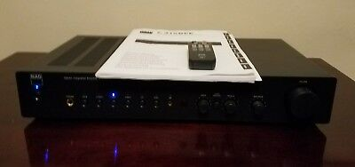 NAD C316BEE STEREO Integrated Amplifier with OWNER'S MANUAL AND REMOTE!
