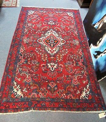 Persian Vintage Sarouk Carpet