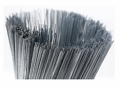 SILVER FLORIST STUB ROSE WIRE 50grms Approx 214pcs FAST DELIVERY