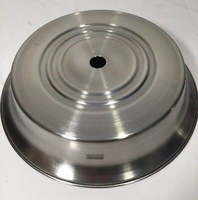 Stainless Steel Restaurant 'Room Service Style' Plate Cover For 11' to 12'