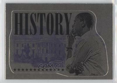 2008 Topps President Obama Collector Trading Cards Stickers Foil #14 History 0n8
