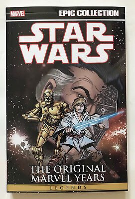 Star Wars Legends - Epic Collection, Vol. 2: The Original Marvel Years (2017)