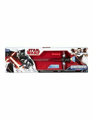 NEW Star Wars Kylo Ren Deluxe Lightsaber