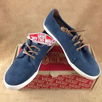 d2c03aacc6 New Vans Tazie Decon Shoe Original Navy Women s 5