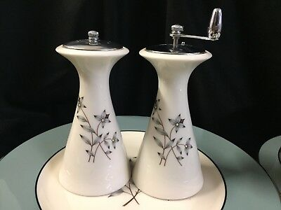 Lenox Kingsley Salt and Pepper Shakers